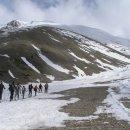 <p>uscita di sci alpinismo : Monte Vettore per la Valle Santa</p>